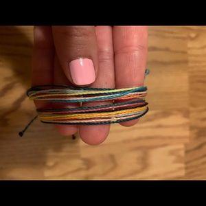 Pura Vida Bracelets- 2 for the price of 1!
